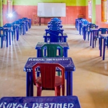 Approved hall for BECE, WASSCE, NECO and other exams